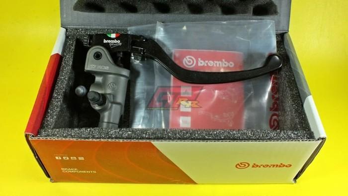 harga Handle lever master rem brembo rcs 17 cbr gsx 150 250 600 r15 r25 mt25 Tokopedia.com