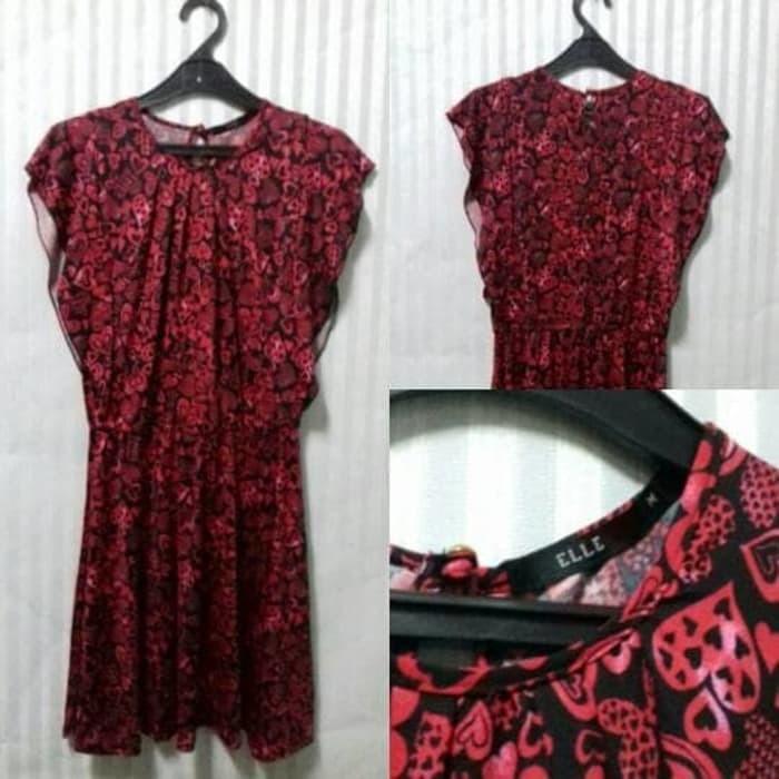 harga Dress elle Tokopedia.com