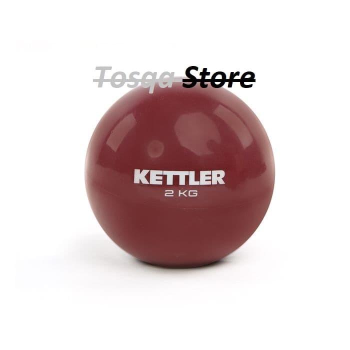 harga Toning ball kettler 2kg / toning ball 2kg murah Tokopedia.com