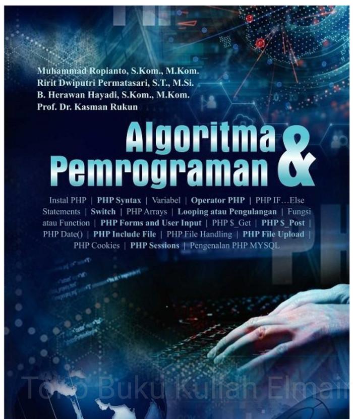 harga Agoritma & pemrograman buku algoritma Tokopedia.com