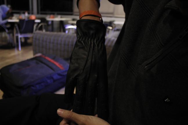 harga Sarung tangan kulit motor pria wanita / sarung tangan kulit asli Tokopedia.com