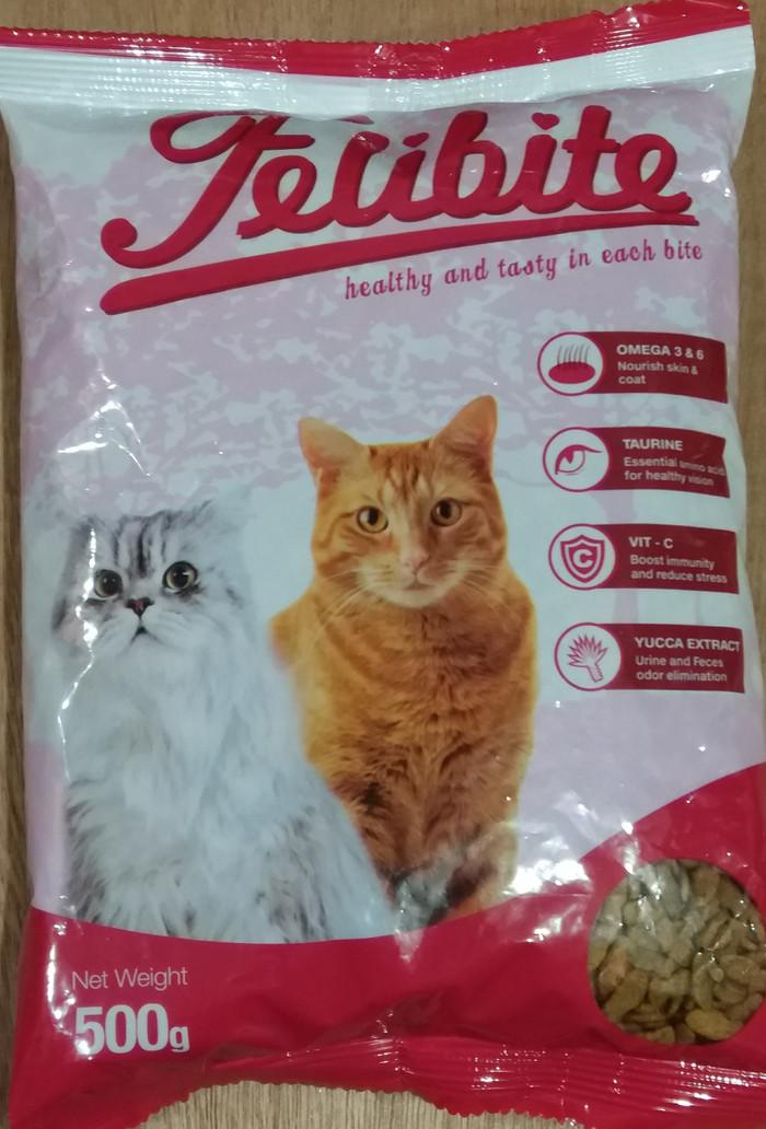 Jual Makanan Kucing Felibite 500gram Kota Bandung Valiant23