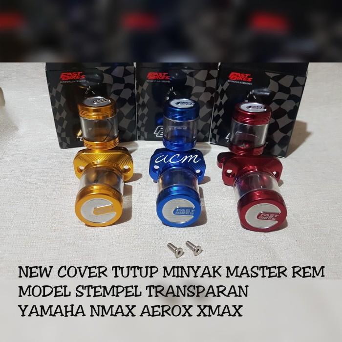 harga Variasi tutup master minyak rem - nmax aerox 155 Tokopedia.com