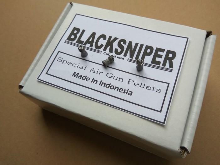 harga Grosir Mimis Peluru Blacksniper Black Sniper 4 5 4 5 mm murah Tokopedia.com
