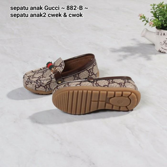 Jual Sepatu Anak 2 Gucci London cewek   cowok Series   882-B ... 6fdd681e66