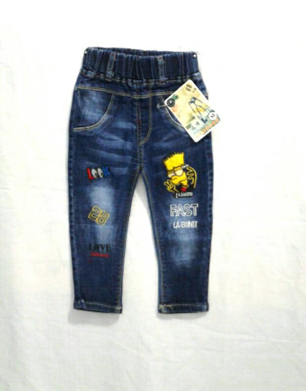 harga Celana jeans laki laki impor bergambar kartun Tokopedia.com