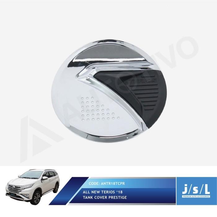 harga Jsl tank cover all new terios 2018 tutup tangki bensin model prestige Tokopedia.com
