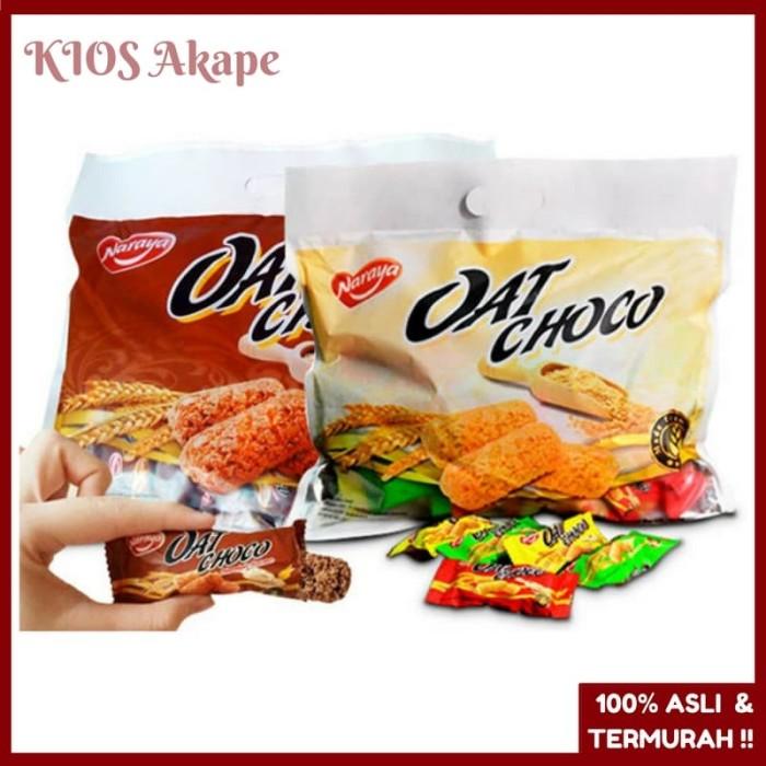 harga Naraya oat choco isi 40 pcs snack bar gandum cemilan sehat termurah Tokopedia.com