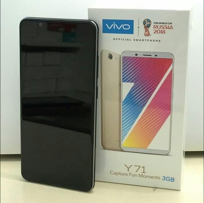 Jual Hp Handphone Vivo Y71 Y 71 Ram 3gb Internal 32gb Murah