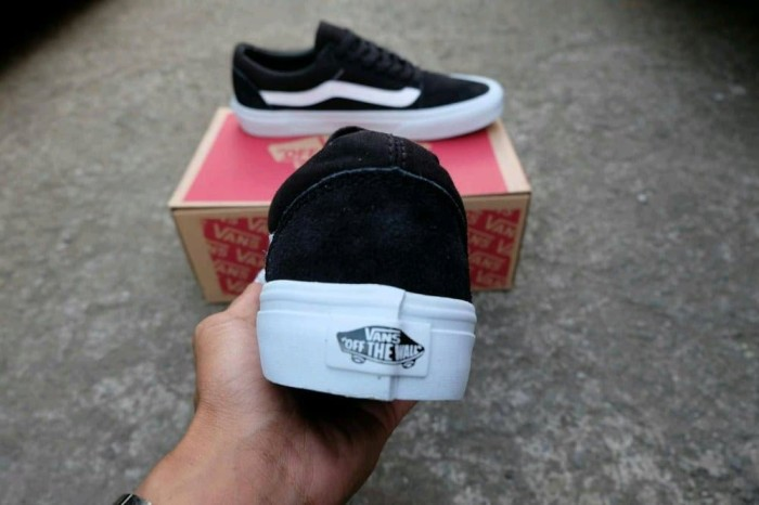 5e993d3e111c Jual Vans old skool Black Brown Black DT BNIB Original Sepatu Casual ...