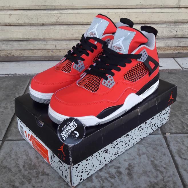 4fc33c39ef38 Jual Nike Air Jordan 4 Retro Hi Toro Bravo - Struggle Sneaker Store ...
