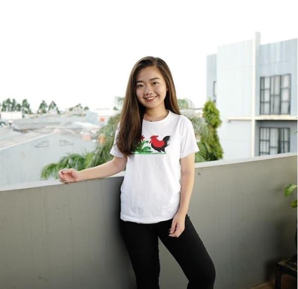 harga Baju kaos mangkok ayam tumblr tee untuk cewe t-shirt cotton Tokopedia.com