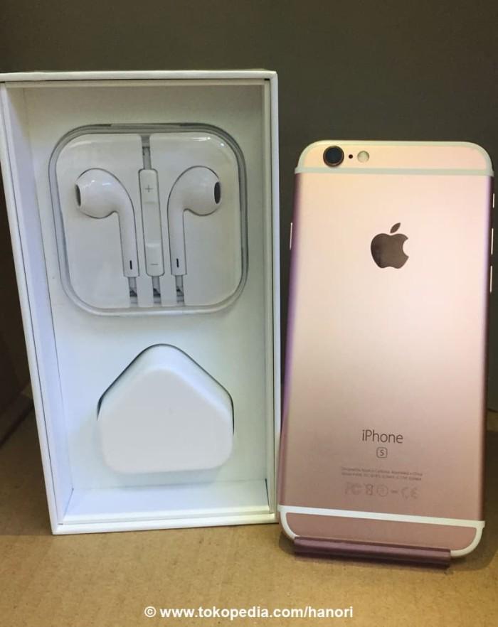 Jual iPhone 6s Plus 16 GB Rose Gold Pink - Second Bekas Mulus dan ... 7f8e839f0c