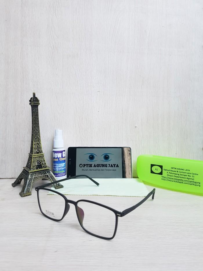 Jual (Frame+Lensa) Frame Kacamata Depai Doff 100% Lentur dan Ringan ... da485d4ddd