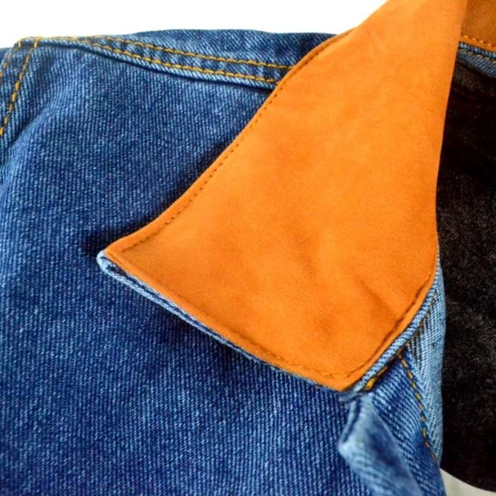 Jaket Jeans Dilan Original Premium Super / Jaket Pria / Jaket Denim - biowash, M