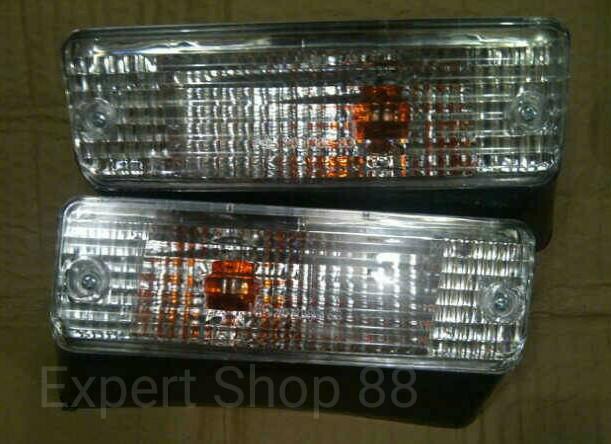harga Bumper lamp / lampu sen bumper kijang grand gran crystal kristal set Tokopedia.com