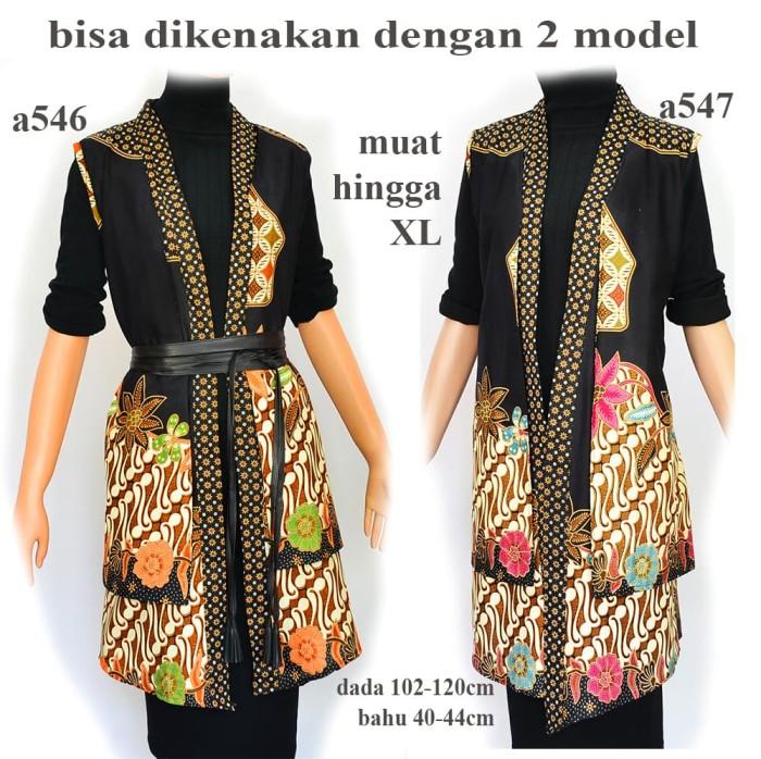 Jual Outer Batik Tunik Batik Gamis Batik Atasan Batik Wanita