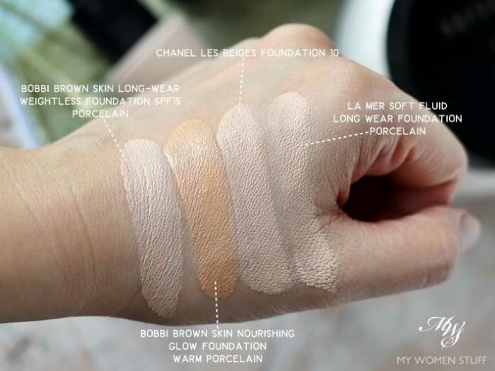 Jual Bobbi Brown Skin Long Wear Weightless Foundation Spf 15 Kota Surabaya T Zone Make Up Tokopedia