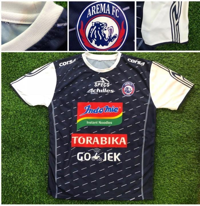harga Dongker jersey arema home gradeori 2018 2019 Tokopedia.com
