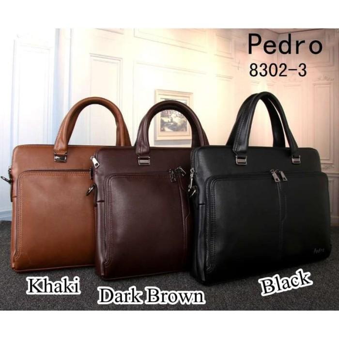 harga Restock!! tas kantor pedro 8302-3 - tas fashion pria bag cowok murah Tokopedia.com
