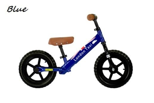 harga Sepeda balance bike - london taxi - kick bike (blue) Tokopedia.com