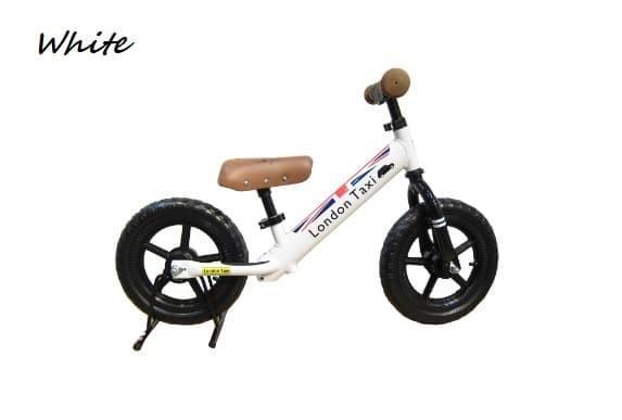 harga Sepeda balance bike - london taxi - kick bike (white) Tokopedia.com