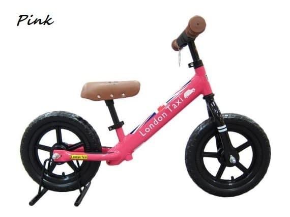 harga Sepeda balance bike - london taxi - kick bike (pink) Tokopedia.com