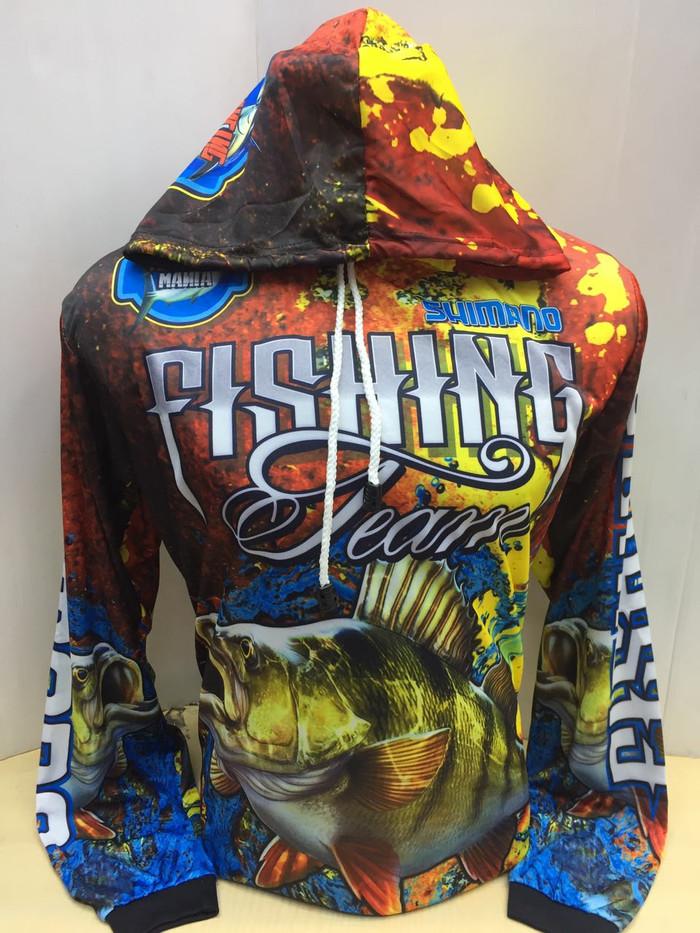 harga Kaos baju jersey mancing bertopi fishing team Tokopedia.com