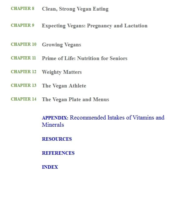 becoming vegan the complete reference to plantbased nutrition comprehensive edition