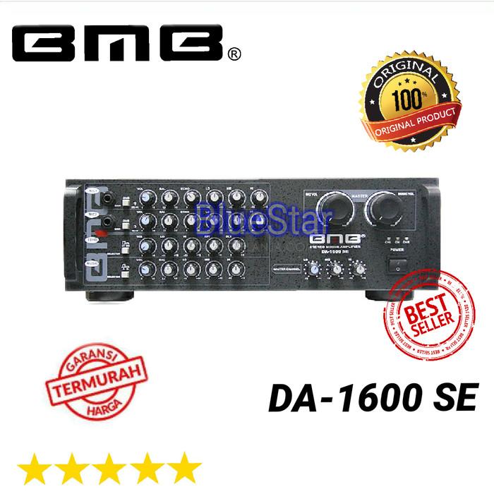 harga Amplifier mixer bmb da 1600 se Tokopedia.com