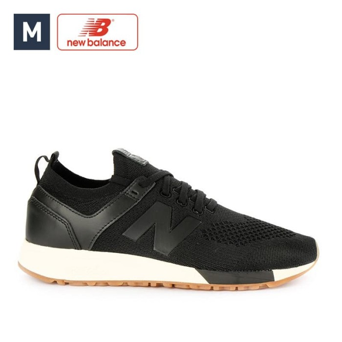 harga Sepatu new balance pria 247 black original Tokopedia.com