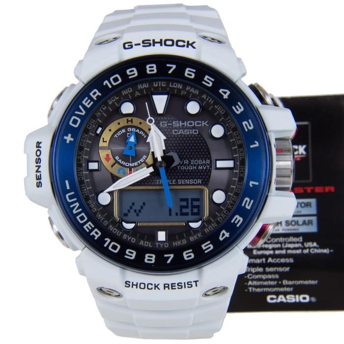 harga Jam tangan casio g-shock gwn-1000e-8a original gshock Tokopedia.com