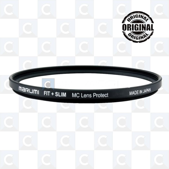 harga Marumi lens protector fit+slim 49mm Tokopedia.com
