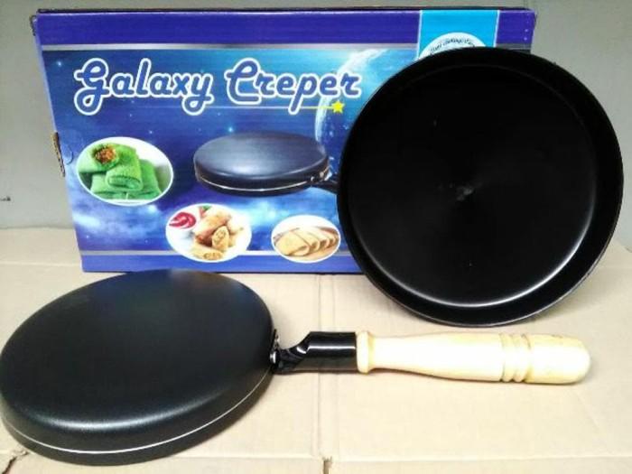 harga Creper maker galaxy / wajan kwalik kulit risol lumpia Tokopedia.com
