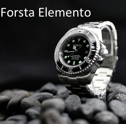Jual Forsta Elemento Watch - Jam Tangan Forsta Elemnto Original ... 6c200e9f0c