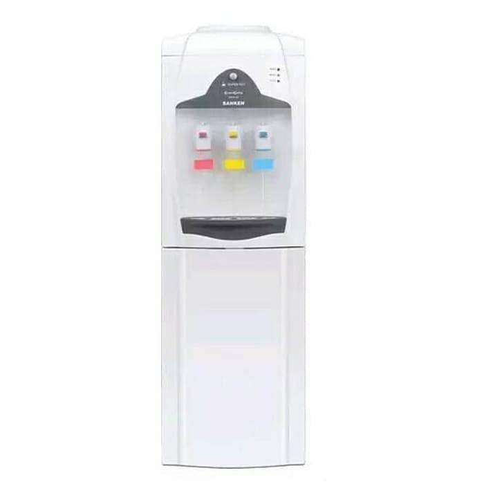 harga Sanken water dispenser galon atas - hwd-610gy Tokopedia.com
