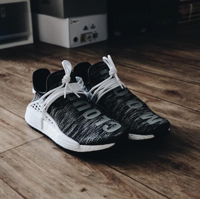 cheap for discount 7d31e 531f9 Jual Adidas Human Race NMD Pharrell Oreo - DKI Jakarta - traksi jakarta |  Tokopedia