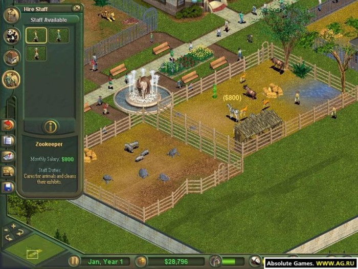 Jual Zoo Tycoon: Complete Collection - Kota Surakarta - Relunatic  Collection's | Tokopedia