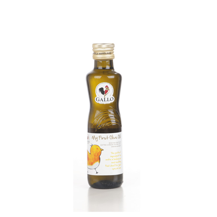 gallo extra virgin olive oil my first 250ml