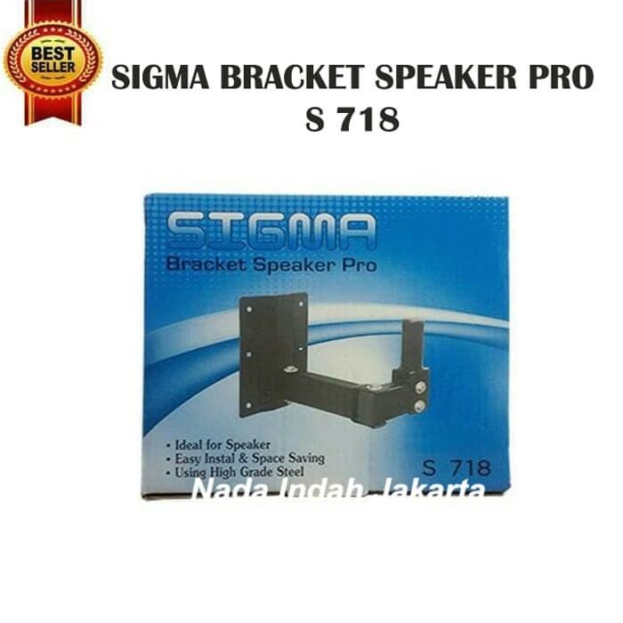 harga Bracket breket speaker sigma s 718 - sigma 718 Tokopedia.com