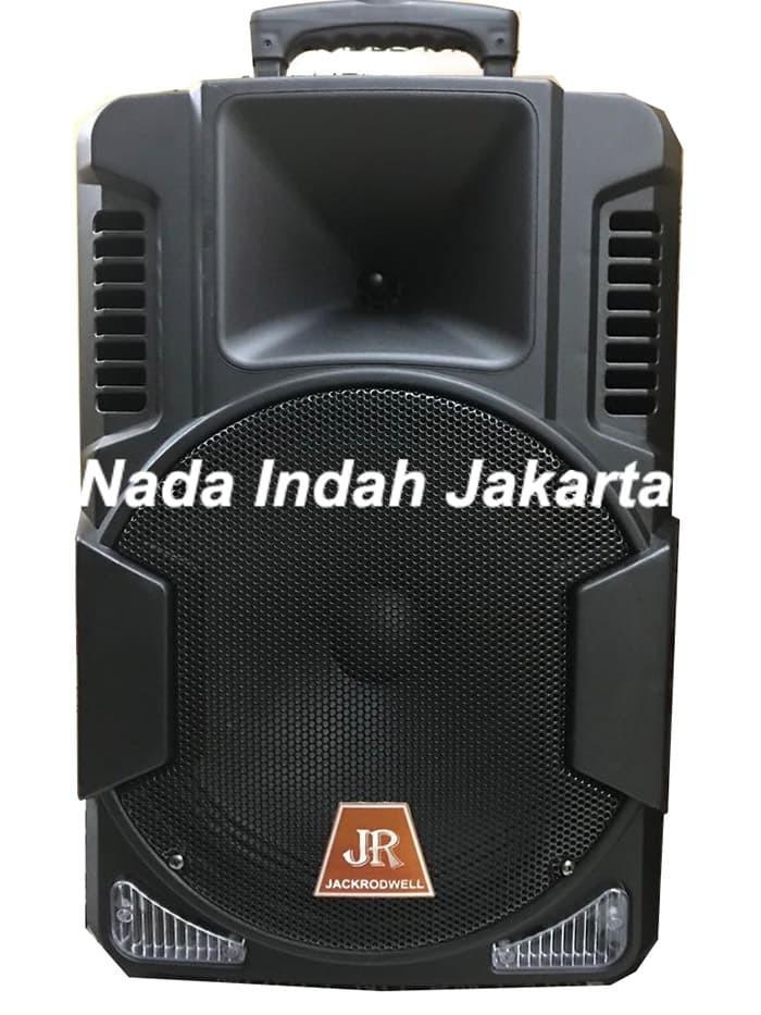 harga Speaker portable meeting wireless 12 inch jack rodwell pm-c 12f Tokopedia.com