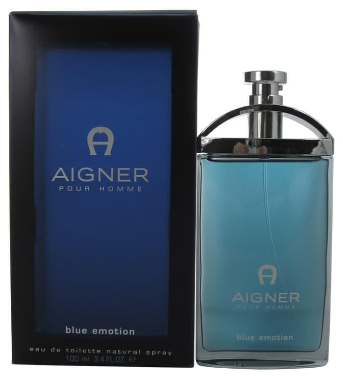 harga Parfum original 100% aigner blue emotion ori reject nonbox Tokopedia.com