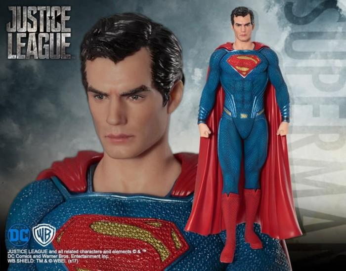 1//10 Statua Action Figure FUMETTO DC il flash 2017 film della Justice League ArtFX