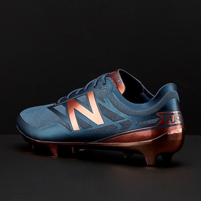 Jual Sepatu bola New Balance original Furon 3.0 LE Pro FG Navy ... 03cee3d23b