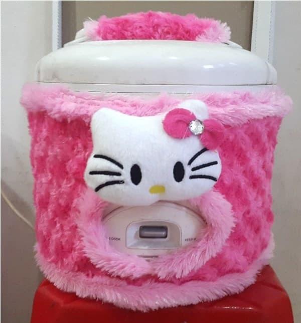 ... harga Pink fanta sarung cover magicom magic com rice cooker hello kitty Tokopedia.com