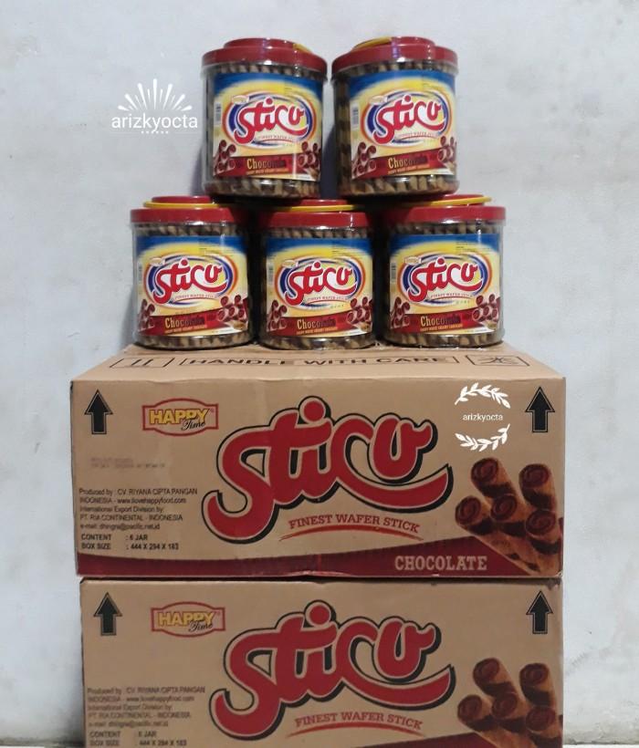 harga Astor stico 1 dus isi 6toples renyah garing full chocolate wafer stick Tokopedia.com