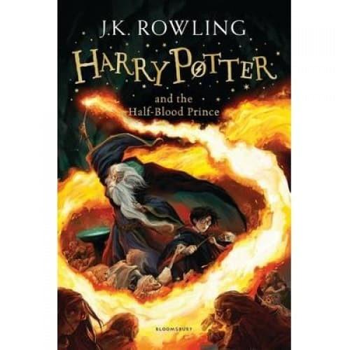 harga Harry potter and the half-blood prince Tokopedia.com