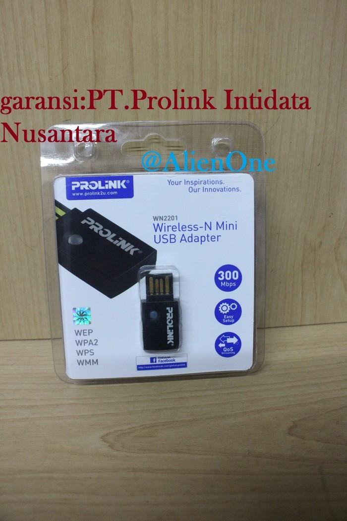 PROLINK WN2201 DESCARGAR CONTROLADOR