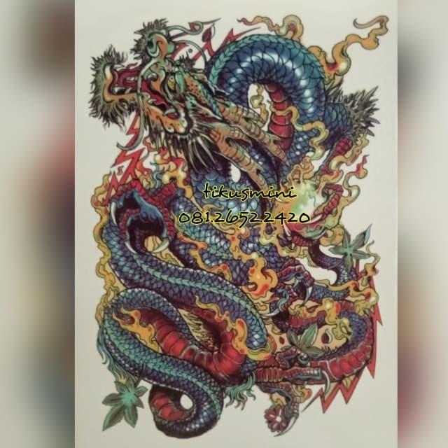 7500 Koleksi Gambar Tato Keren Di Tangan Naga Gratis Terbaik