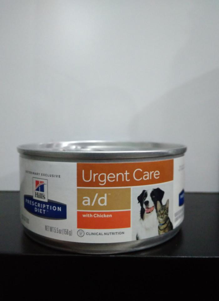 Jual Ad Science Diet A D 156gr Makanan Kucing Sakit A D Kaleng Kota Depok Petshop Cilangkap Tokopedia